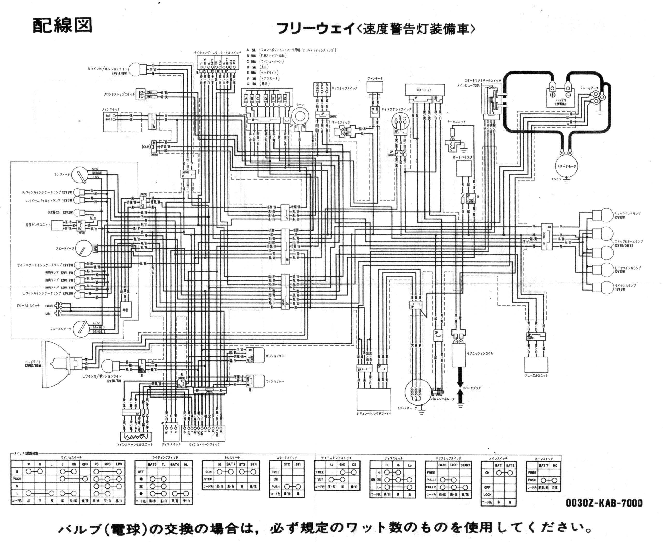 MF03配線図